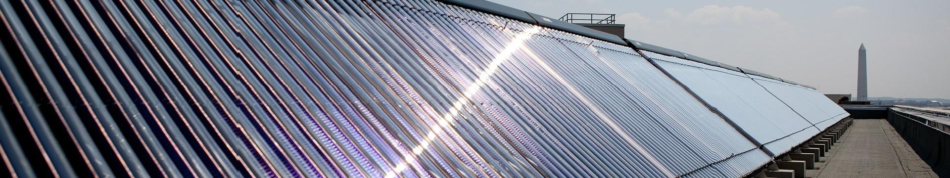 Eau chaude solaire collective