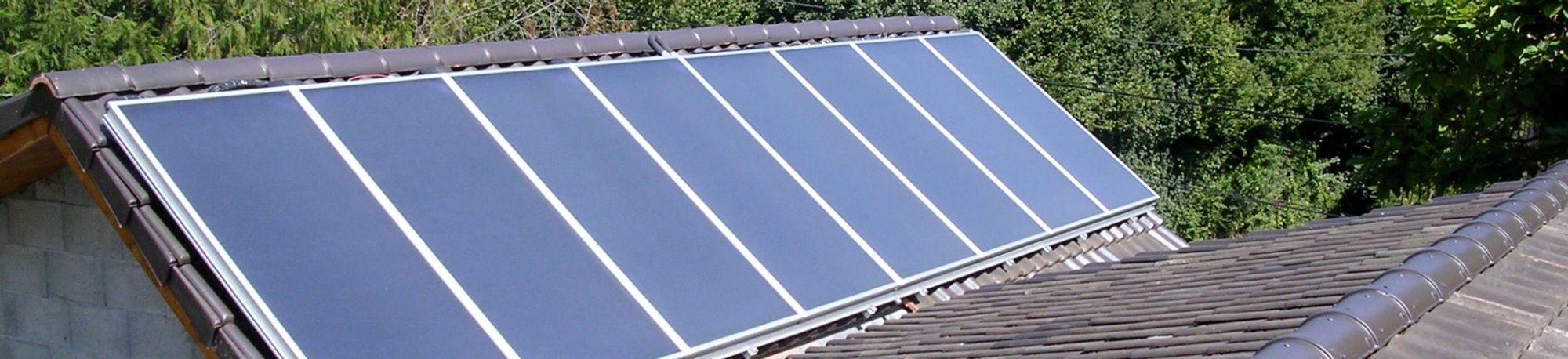 Chauffage Solaire Système Solaire Combiné SSC
