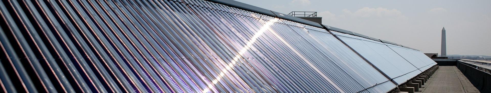 Rafraîchissement solaire thermique